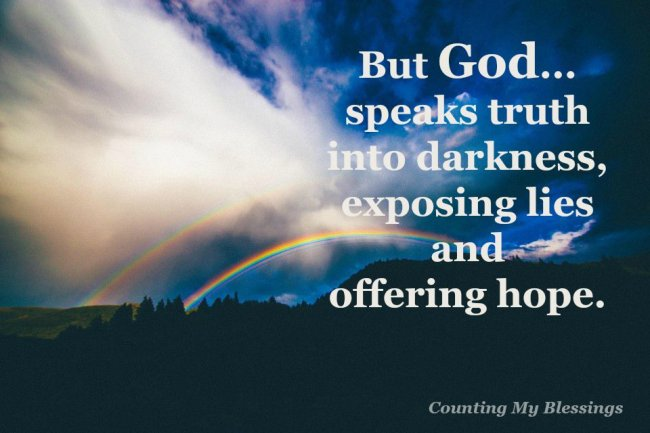 Exposing The Truth Quotes: Light Exposes The Dark